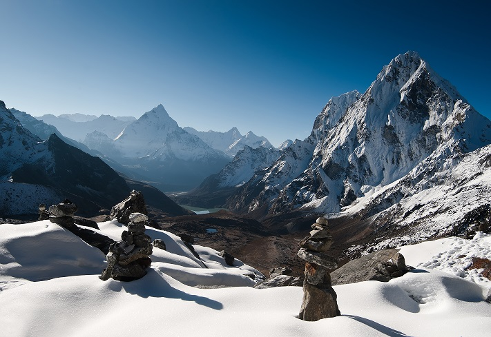 Everest Base Camp 3 Passes Details
