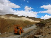 Umling La Pass bro worlds highest motorable road ladakh