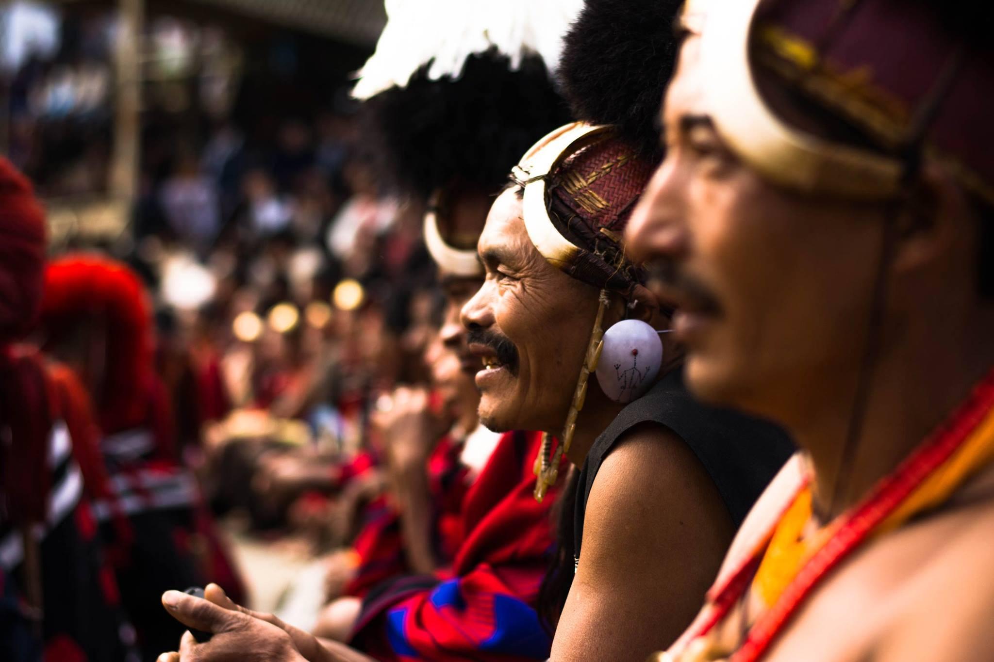 Dance in Hornbill Festival