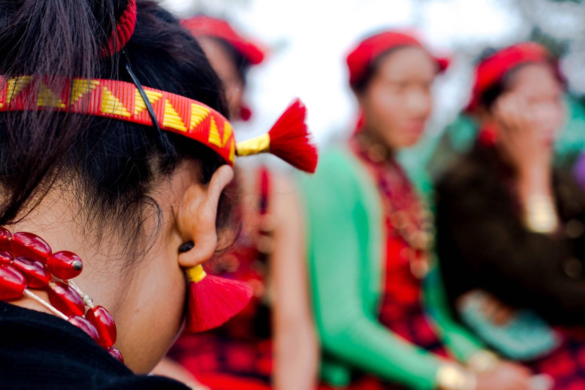Hornbill Festival 2017 Women dance