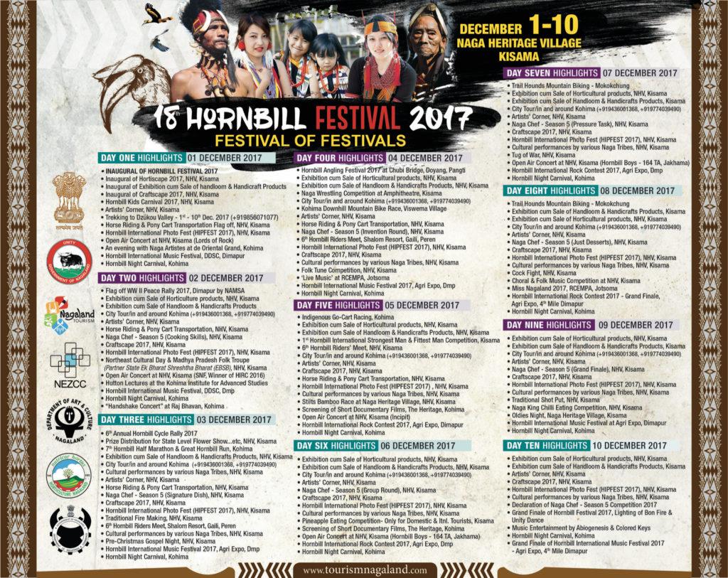 Hornbill Fixture 2017