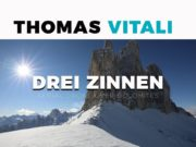Drei Zinnen Dolomites in Winter 4K