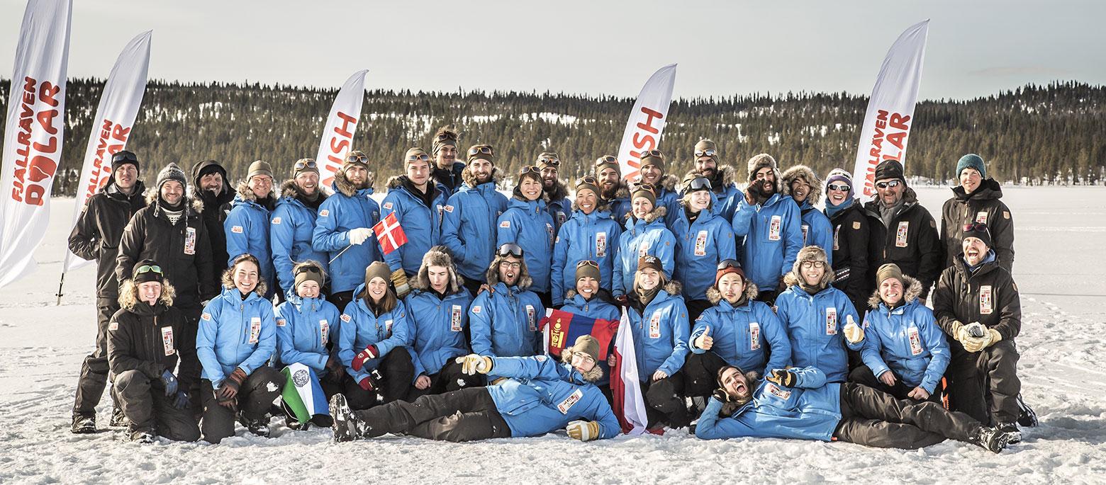 polar expedition 2015