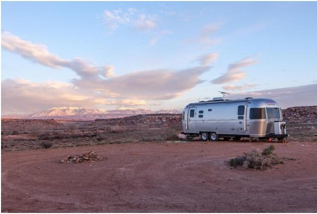 Living a nomadic life