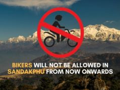 sandakphu by Bike