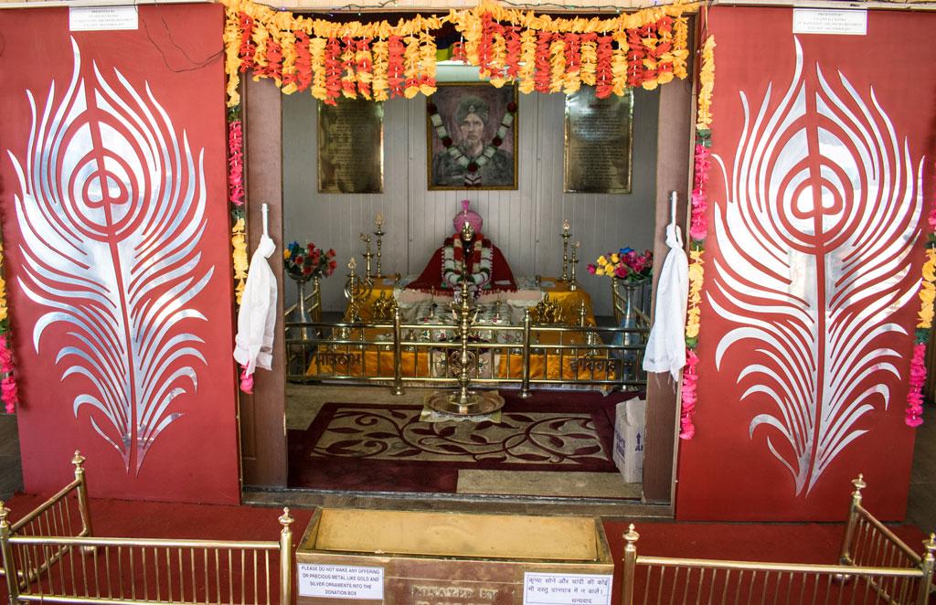 Baba Harbhajan Singh temple