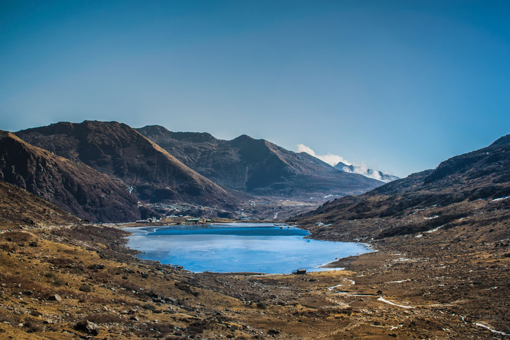 Changu Lake Gangtok