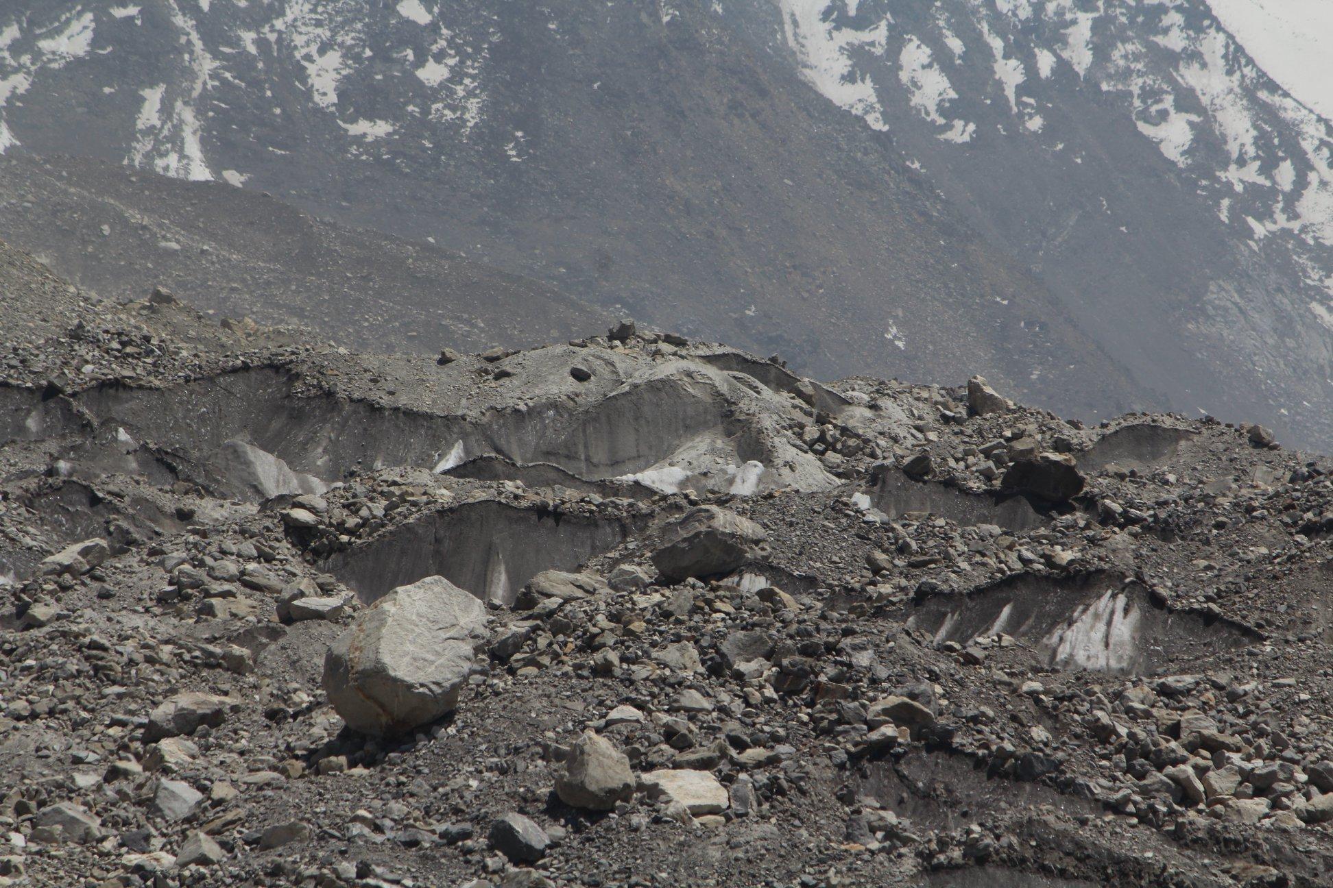Gangotri Gomukh Glacier 2018