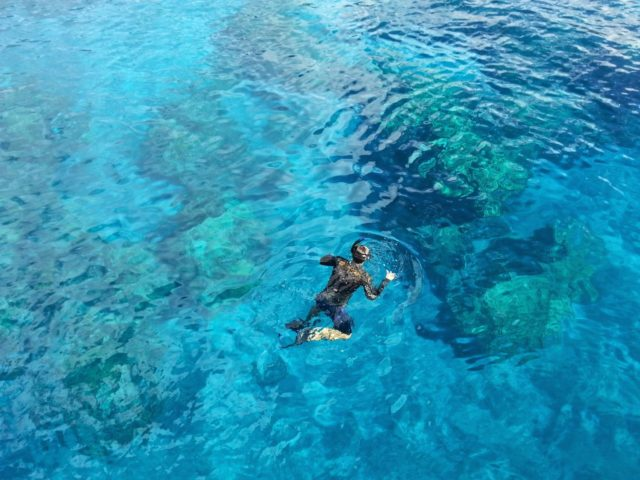 Snorkeling is one of the few underwater activities in the world.  <br /><script async src=
