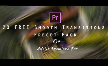 6 FREE Ink Transition Presets & How to Add Ink Transitions in Adobe