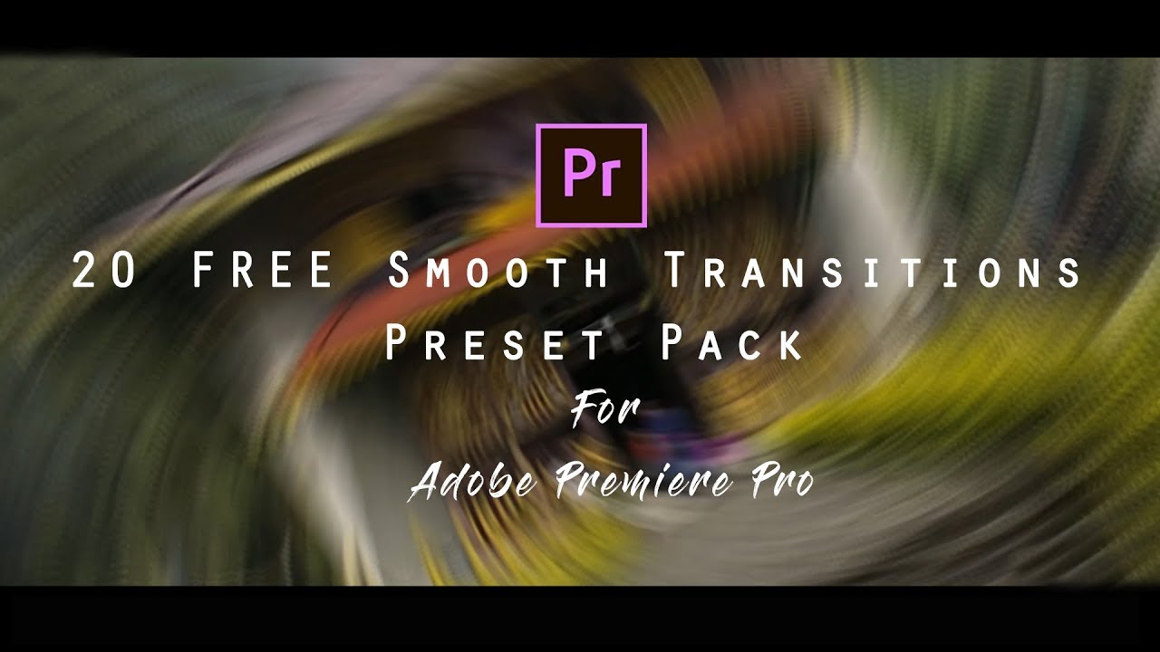 Transitions Pack For Premiere Pro CC V.3.1.2 - Free ...