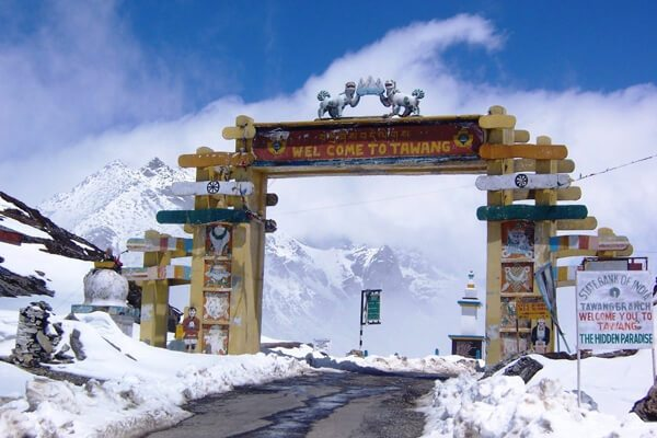 Cycle tour from Tawang